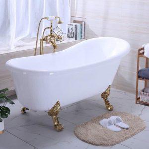 Bồn tắm chân rồng giá rẻ