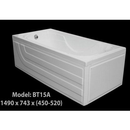 Bồn tắm đặt sàn RCA 1575 dài 1m5