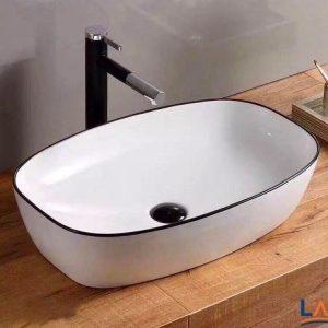 Lavabo rửa mặt đặt bàn H17